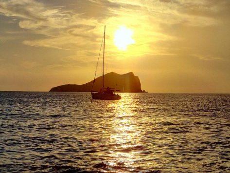 barco de alquiler en ibiza