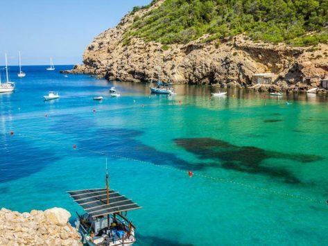 barcos para pernoctar en Ibiza
