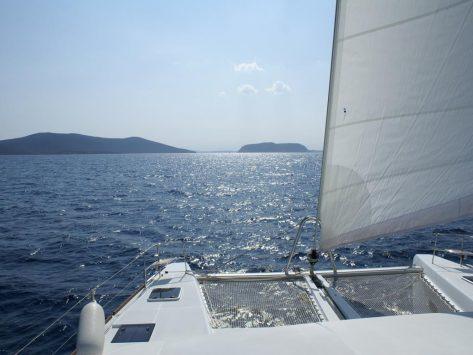 catamaran de alquiler en ibiza