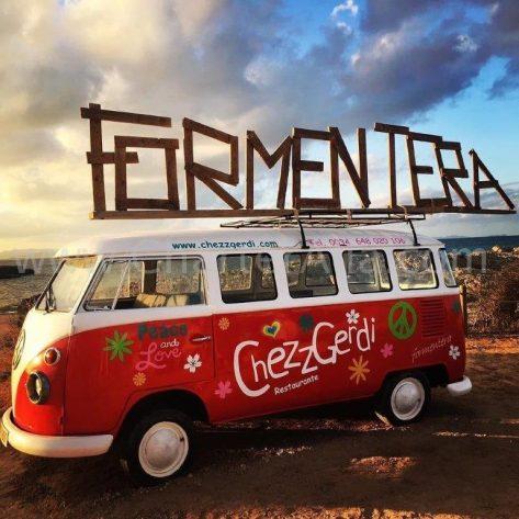 Chez Gerdi es uno de los mejores restaurantes de Formentera